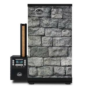 Udírna Bradley Smokers Digital 4 Rošty + Tapeta Brick 02