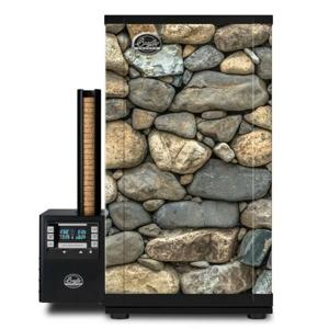Udírna Bradley Smokers Digital 4 Rošty + Tapeta Brick 01