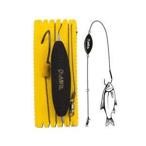 Návazec Black Cat U-Float Rig Single Hook Velikost 8/0