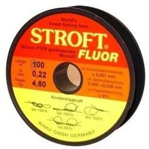 Vlasec Stroft Fluor 100m 0.16mm/2.80kg