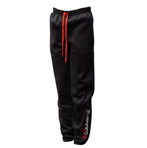 Tepláky Ehmanns Black Pants Černé Velikost XXL