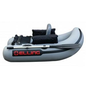 Člun Elling Belly Boat Šedý
