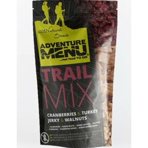 Svačina Adventure Menu Trail Mix Brusinka/Krůtí Jerky/Vlašské Ořechy 100gr