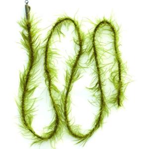 Návazec Radical Carp Weedy Leader 100cm Zelená