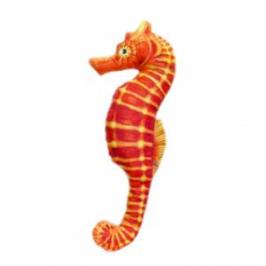 Polštář Gaby Mořský Koník - Červený Délka 40cm