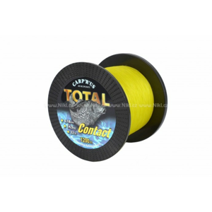 Pletená šňůra Carp R Us Total Contact 300m 0,18mm 14,5kg/32lb 2. jakost
