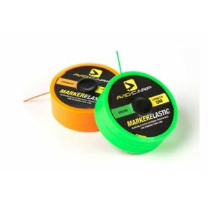 Pružná Guma Avid Carp Marker Elastics Zelená