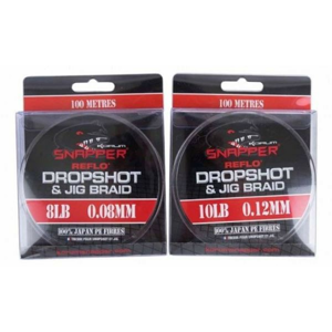 Šňůra Korum Dropshot and Jig Braid 100m Průměr 0,08mm