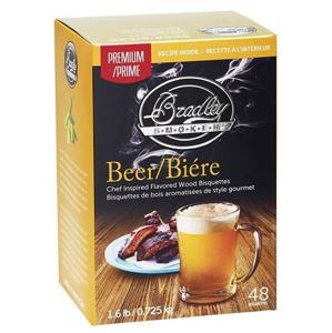 Udící Brikety Bradley Smokers Premium Beer 48ks