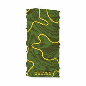 Nákrčník SEESEE Neckwear Green