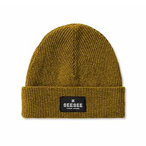 Čepice SEESEE Beanie Yellow
