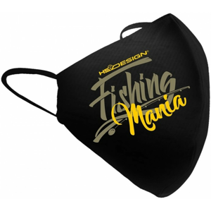 Rouška Hotspot Fishing Mania Žlutá