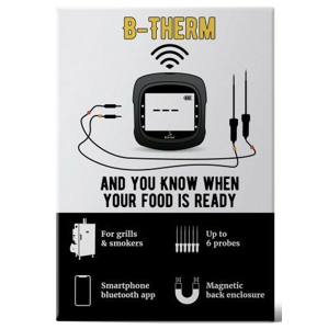 Teploměr Borniak Bluetooth B-Therm