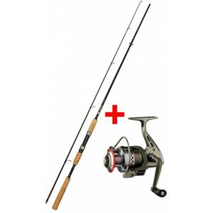 Prut Giants Fishing LXR Spin 9ft 20-40g + Naviják GF SPX 3000 FD ZDARMA