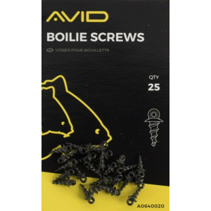 25ks - Vrtáček Avid Carp Outline Boilie Screws