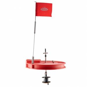 Systém Berkley pro Lov na Dírkách Insulated Round Tip Up Red