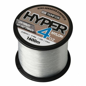Monofilní Vlasec Ron Thompson Hyper 4 OZ Nylon Clear 0,45mm 540m