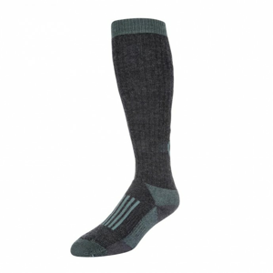 Dámské Ponožky Simms Merino Thermal OTC Sock Seafoam Velikost L