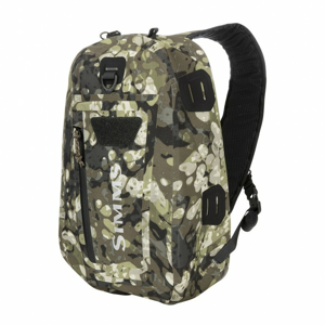 Batoh Simms Dry Creek Z Sling Pack Riparian Camo 15l