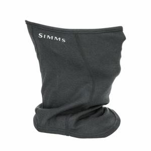 Nákřčník Simms Lightweight Wool Neck Gaiter Carbon