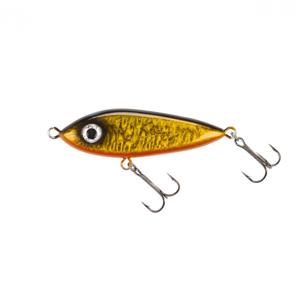 Wobler abu garcia mcsnack svartzonker slow sinking 9cm 22gr golden