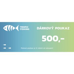 Dárkový kupón- 500