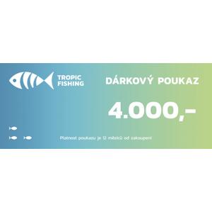 Dárkový kupón- 4000
