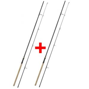 Kaprový rybářský Prut pelzer bondage kork lr 12ft 3,0lb 50mm 1+1 !!