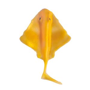 Gumová Nástraha Broslures Ripple Tail L 16cm Pearl Gold