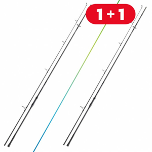 Prut Daiwa Ninja X Carp 12ft 3,60m 3,00lb 50mm Akce 1+1