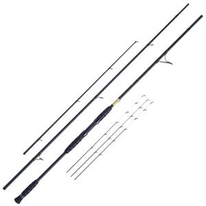 Prut WFT Black Hornet Lake Method Feeder 3,6m 80gr