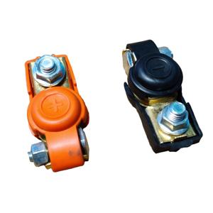 Bateriové Svorky Maxima Set