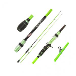 Prut Berkley Lighting Shock Green Spin M 2,40m 10-35gr