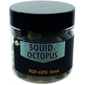 Dynamite Baits Pop-Up Boilies Squid & Octopus 100g 15mm