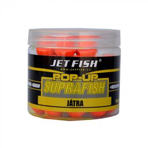 Plovoucí Boilies JetFish Pop-Up Suprafish 12mm Játra