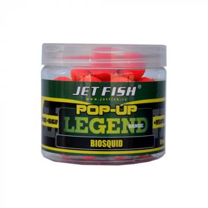 Plovoucí Boilies JetFish Pop-Up Legend Range 16mm Švestka/Scopex