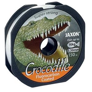 Vlasec Jaxon Crocodile Fluorocarbon Coated 150m 0,22mm/9,0kg