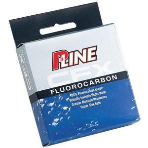 Fluorocarbon P-Line CFX Fluorocarbon Leader 0,42mm/20lb/50m