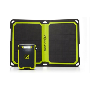 Solární Panel Goal Zero Nomad 7 Plus + Powerbank Venture 30 Sada