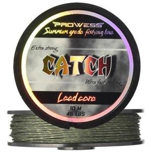 Olověná Šňůra Prowess Catch Lead Core Camo 10m Nosnost 35lb
