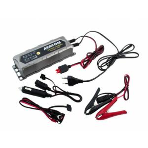 Nabíječka Automatická Avacom 6V/12V 4,5A pro Akumulátory do 120Ah