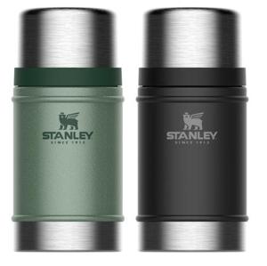 Termoska Stanley Classic Series 700ml Černá Mat
