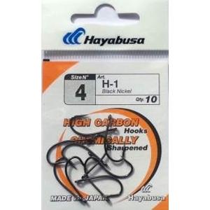 Háček Hayabusa Model H-1 10ks Velikost 4