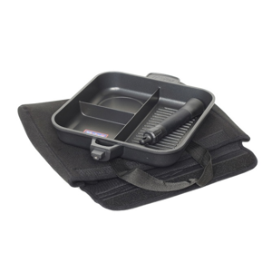 Pánev TFGear 3in1 Supersize Frying Pan Combo