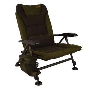 Křeslo Solar SP C-TECH Recliner Chair - Low