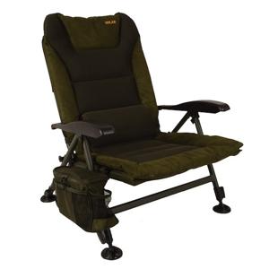 Křeslo Solar SP C-TECH Recliner Chair - High