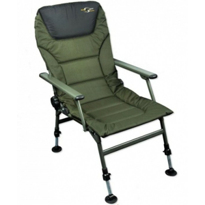 Křeslo Carp Spirit Padded Level Chair with Arms