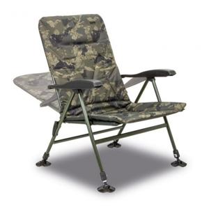 Křeslo Solar Undercover Camo Recliner Chair