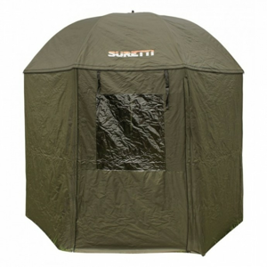 Deštník s Bočnicí Suretti Full Cover 210D