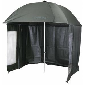 Deštník s Bočnicemi JAF Capture Evolution 210T New 2,2m